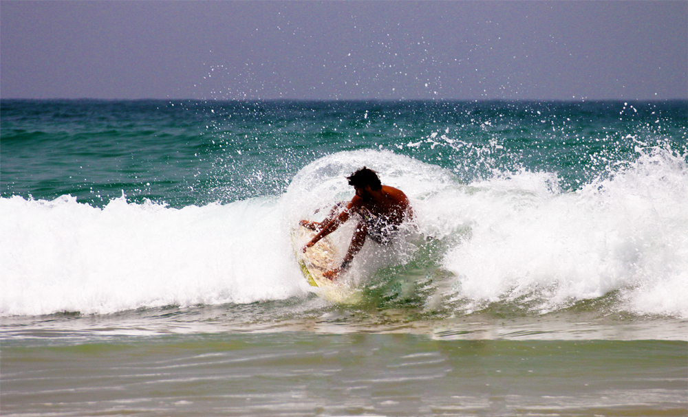 Surfing at Croco Beach, Taghzout | The Spot Morocco, surf Morocco, surfing Morocco, surf camp Morocco