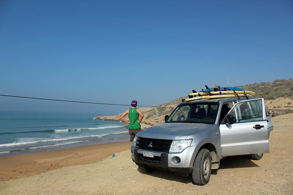4x4 transport with The Spot Morocco | Surf camp Morocco, Surfing Morocco, Surf Holidays in Morocco, Surf Morocco, Surf School Morocco,  Surf Taghazout