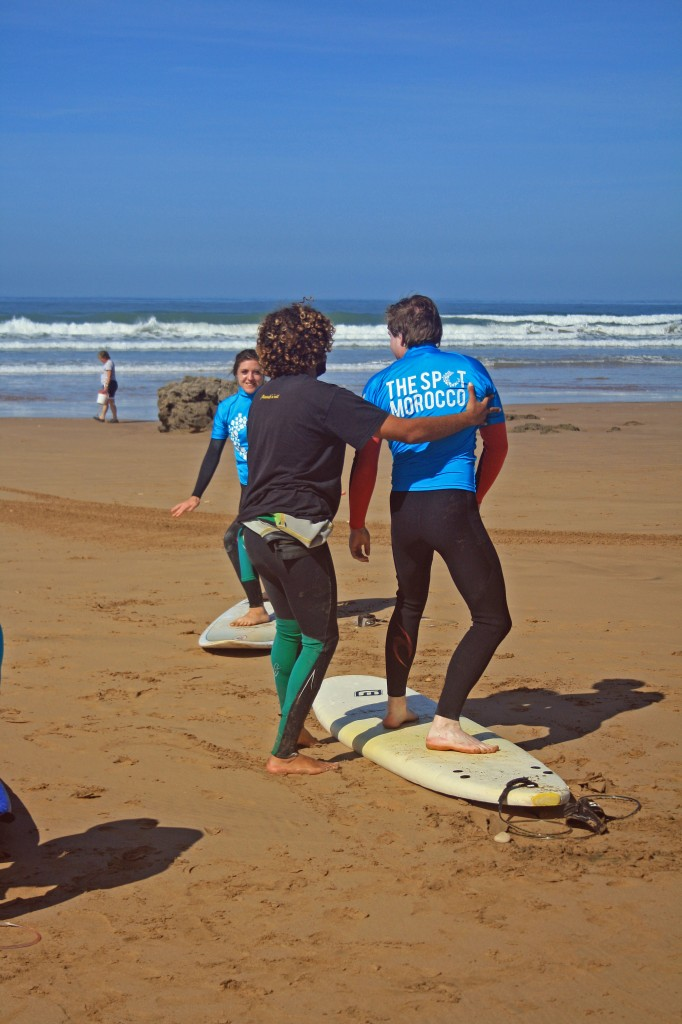 Surf Lessons in Morocco with The Spot Morocco | Surf camp Morocco, Surfing Morocco, Surf Holidays in Morocco, Surf Morocco, Surf School Morocco,  Surf Taghazout