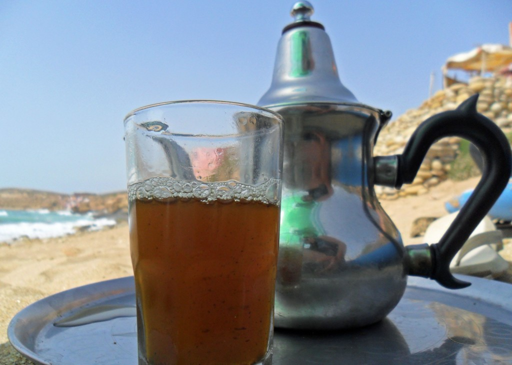 Moroccan mint tea| The Spot Morocco,Taghazout, surf Morocco, where to surf in Morocco, surf camp Morocco, surfing Morocco, Morocco surf