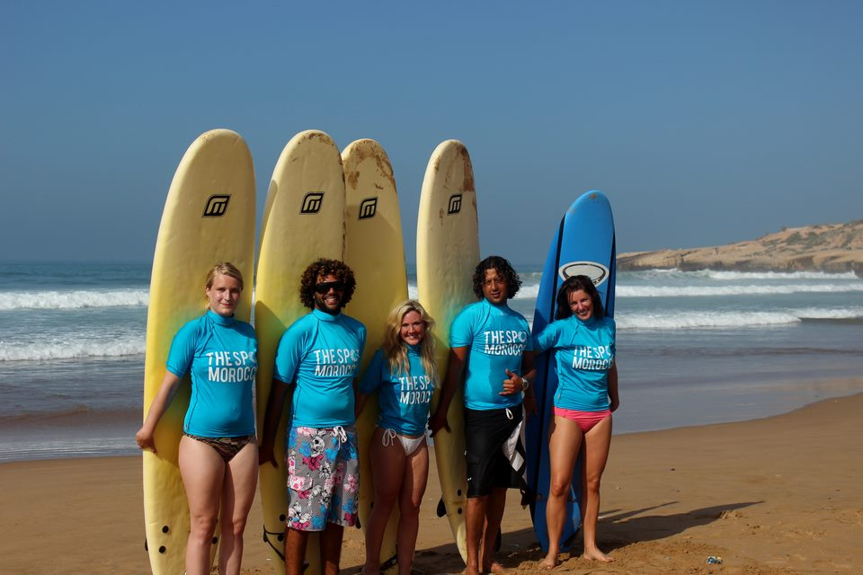 Hawai style with The Spot Morocco | Surf camp Morocco, Surfing Morocco, Surf Holidays in Morocco, Surf Morocco, Surf School Morocco,  Surf Taghazout