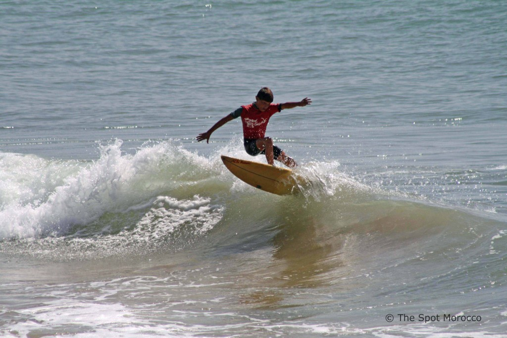 Grom at Devils Rock Surf Contest | The Spot Morocco, Surf Camp Morocco, Surf School Morocco, Surf Morocco