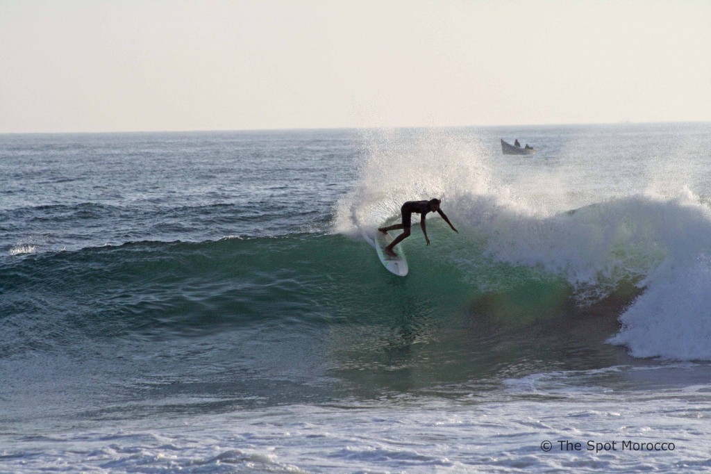 Dropping at Anchor Point | The Spot Morocco, Surf Camp Morocco, Surfing in Morocco, Surf Morocco, Surf Taghazout