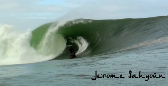 Secret Slab: Morocco's Teahupoo? Almost…