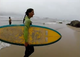 VIDEO: Learn to Surf in Morocco with The Spot!