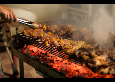 bbq moroccan style