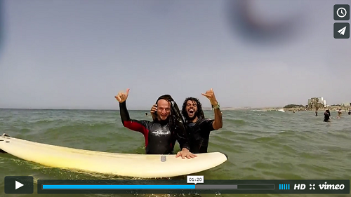 VIDEO: One Day Surfing in Morocco